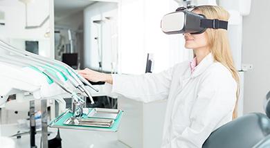 采用VR虚拟培训的优点